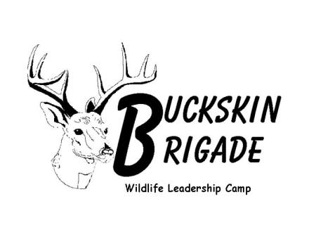 Buckskin Brigade Logo